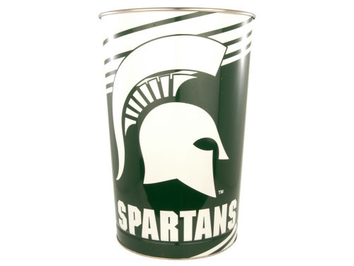 Michigan State Spartans Wincraft Trashcan