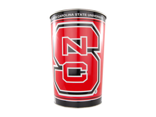 North Carolina State Wolfpack Wincraft Trashcan