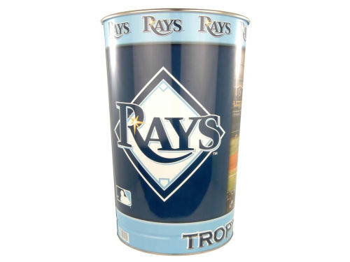 Tampa Bay Rays Wincraft Trashcan