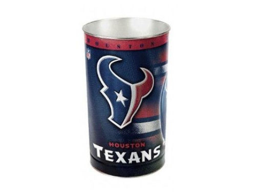 Houston Texans Wincraft Trashcan