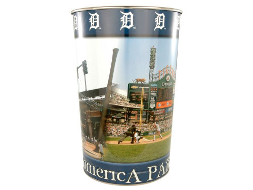 Detroit Tigers Wincraft Trashcan