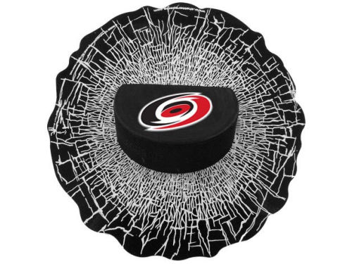 Carolina Hurricanes Rico Industries NHL Shatter Puck
