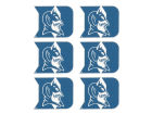 Duke Blue Devils Face Decals Gameday & Tailgate