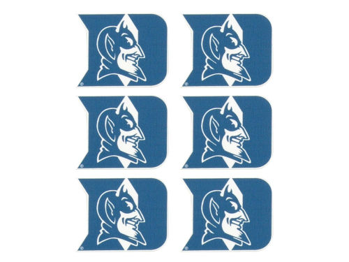 Duke Blue Devils Face Decals