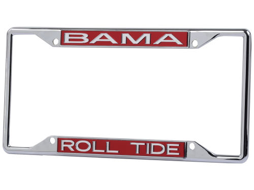 Alabama Crimson Tide Laser Frame