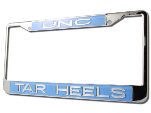 North Carolina Tar Heels Laser Frame