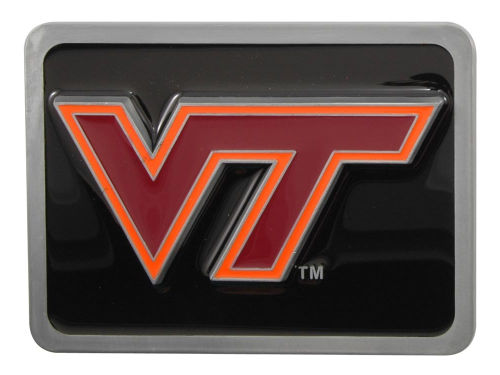 Virginia Tech Hokies Rectangle Hitch Cover