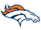 Denver Broncos 12in Car Magnet Auto Accessories