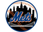 New York Mets 12in Car Magnet Auto Accessories