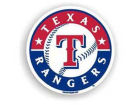 Texas Rangers 12in Car Magnet Auto Accessories