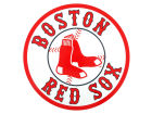 Boston Red Sox 12in Car Magnet Auto Accessories