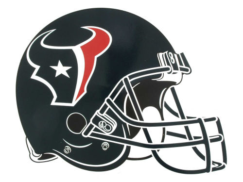 Houston Texans 12in Car Magnet