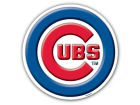 Chicago Cubs 8in Car Magnet Auto Accessories