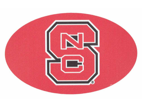 North Carolina State Wolfpack 8in Car Magnet