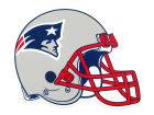 New England Patriots 8in Car Magnet Auto Accessories