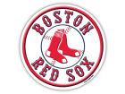 Boston Red Sox 8in Car Magnet Auto Accessories