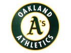 Oakland Athletics Rico Industries Static Cling Decal Auto Accessories