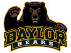Baylor Bears Rico Industries Static Cling Decal Auto Accessories