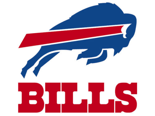 Buffalo Bills Rico Industries Static Cling Decal