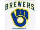 Milwaukee Brewers Rico Industries Static Cling Decal Auto Accessories