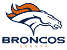 Denver Broncos Rico Industries Static Cling Decal Auto Accessories