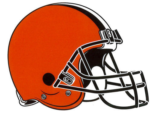 Cleveland Browns Rico Industries Static Cling Decal