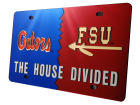 Florida Gators House Divided Laser Tag Auto Accessories