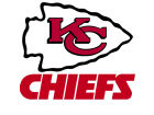 Kansas City Chiefs Rico Industries Static Cling Decal Auto Accessories