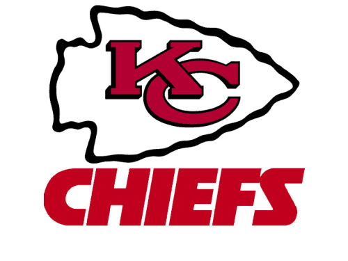 Kansas City Chiefs Rico Industries Static Cling Decal