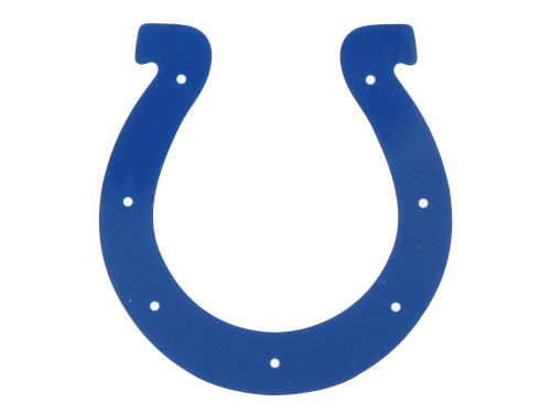 Indianapolis Colts Rico Industries Static Cling Decal