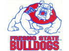 Fresno State Bulldogs Rico Industries Static Cling Decal Auto Accessories