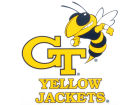 Georgia Tech Yellow Jackets Rico Industries Static Cling Decal Auto Accessories