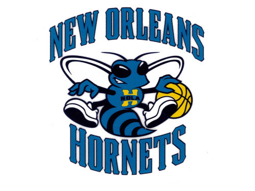 New Orleans Hornets Rico Industries Static Cling Decal