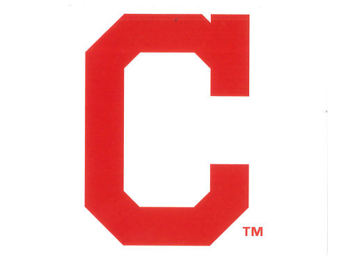 Cleveland Indians Rico Industries Static Cling Decal