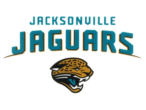 Jacksonville Jaguars Rico Industries Static Cling Decal