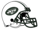 New York Jets Rico Industries Static Cling Decal Auto Accessories