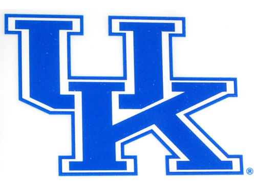 Kentucky Wildcats Rico Industries Static Cling Decal