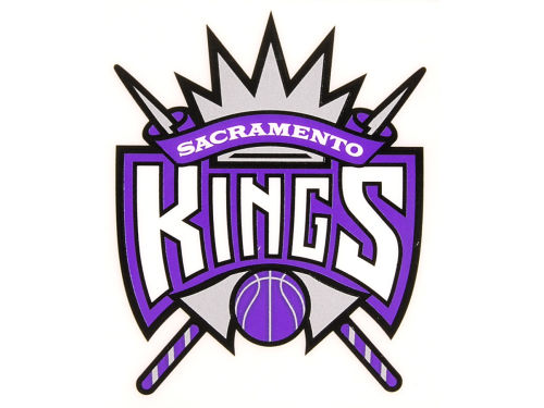 Sacramento Kings Rico Industries Static Cling Decal
