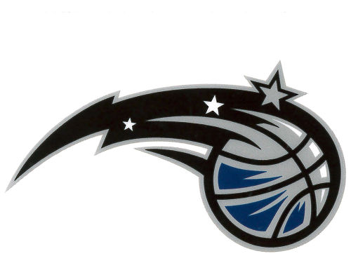 Orlando Magic Rico Industries Static Cling Decal