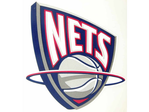 New Jersey Nets Rico Industries Static Cling Decal