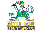 Notre Dame Fighting Irish Rico Industries Static Cling Decal Auto Accessories