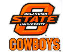 Oklahoma State Cowboys Rico Industries Static Cling Decal Auto Accessories