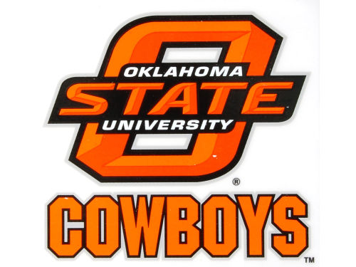 Oklahoma State Cowboys Rico Industries Static Cling Decal