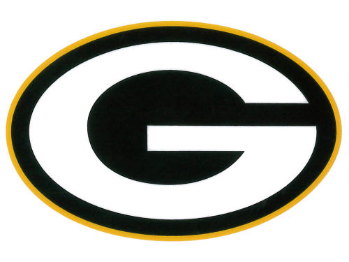 Green Bay Packers Rico Industries Static Cling Decal