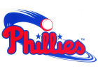 Philadelphia Phillies Rico Industries Static Cling Decal Auto Accessories