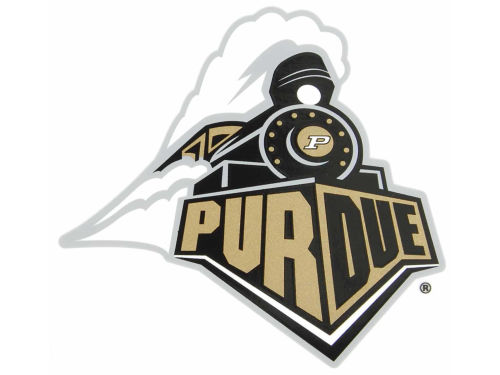 Purdue Boilermakers Rico Industries Static Cling Decal