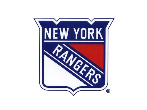 New York Rangers Rico Industries Static Cling Decal