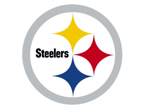 Pittsburgh Steelers Rico Industries Static Cling Decal