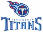 Tennessee Titans Rico Industries Static Cling Decal Auto Accessories
