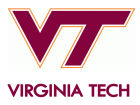 Virginia Tech Hokies Rico Industries Static Cling Decal Auto Accessories